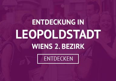 Walk in Leopoldstadt - Wiens 2. Bezirk