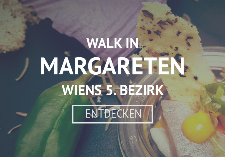 Walk in Margareten - Wiens 5. Bezirk
