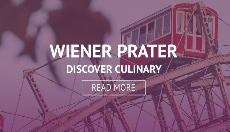 den Wiener Prater kulinarisch entdecken